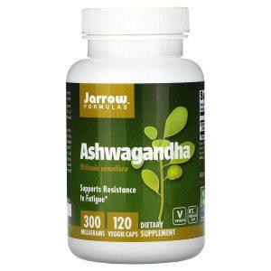 Ashwagandha 300mg Jarrow Formulas